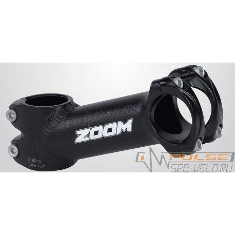 Вынос внешний ZOOM TDS-AD368A-8(28.6/25.4/90/+25)black