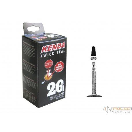 """Камера KENDA 26""""x1.75/2.125(47/57-559)F/V(c герметиком)"""