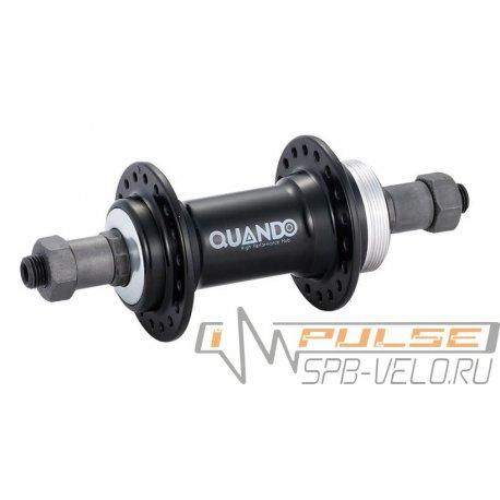 Втулка задняя QUANDO KT-A12R(36H/M10/135/145/QR/7sp)black