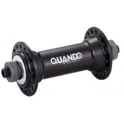 Втулка передняя QUANDO KT-A15F(36H/QR/M9/100)black