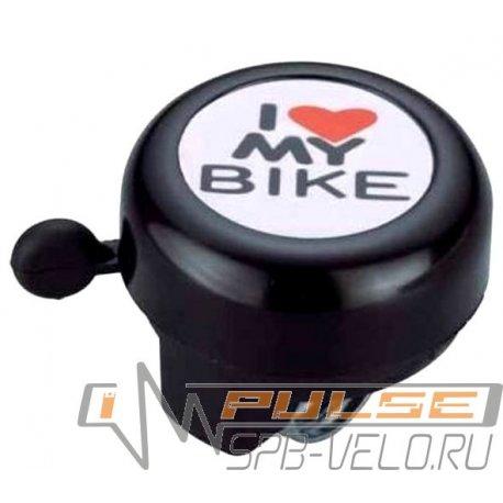 Звонок NUVO NH-B610SP(I love my bike)