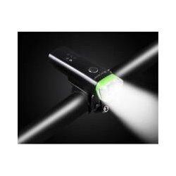 Фонарь West Biking HJ-047(1 led/350 lm/4 functions/USB)black