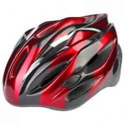 Шлем STELS MV-26 L(черный/красный)
