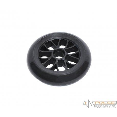 Колесо для самоката 120мм(черное)