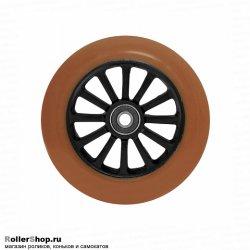 Колесо для самоката SHULZ(120x25mm)коричневое