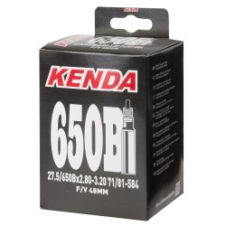 "Камера KENDA 27,5""x2.80/3.20(71/81-584)F/V48mm"