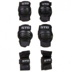 Защита детская STG YX-0303(черный)S