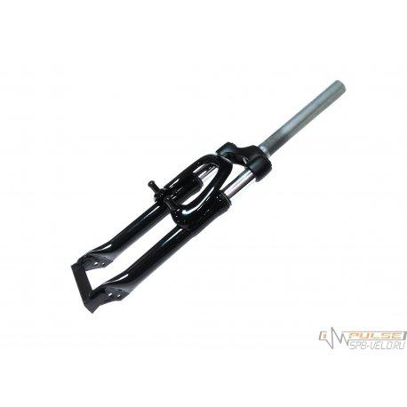 "Вилка 216E аморт. 20""х1 1/8""x200mm(50мм)V/black"