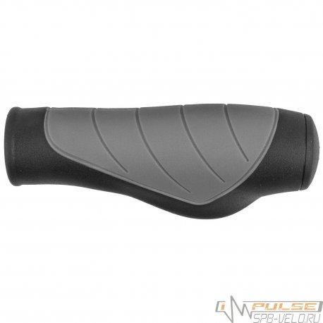 Ручки M-WAVE(125mm)серые/черные