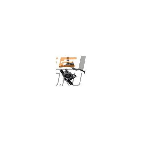 Тормоз диск.гидр.SHIMANO j-kit BL-M4100/BR-MT410 LF(black)