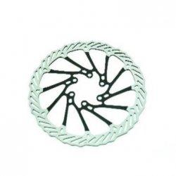 Торм. диск 3-430 (ротор) для диск. тормоза 160мм+6болтов нерж. сталь серебр. CL-160 CLARK`S