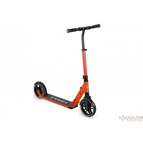 Самокат SHULZ 200PRO(200mm/150kg)оранжевый