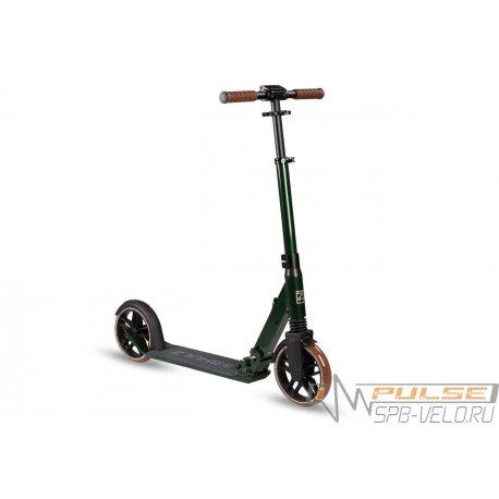 Самокат SHULZ 200B(200mm/100kg)зеленый
