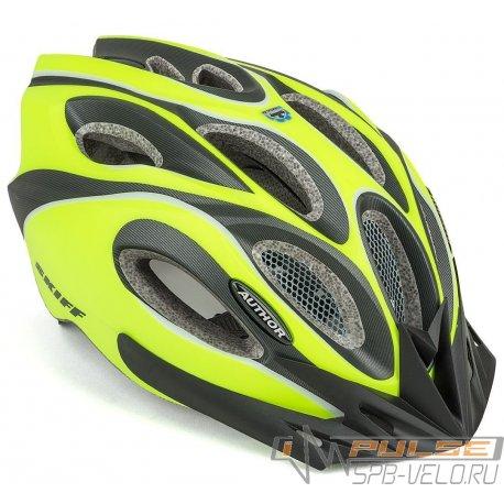 Шлем AUTHOR Skiff 171(Grn)52-58cm(M)