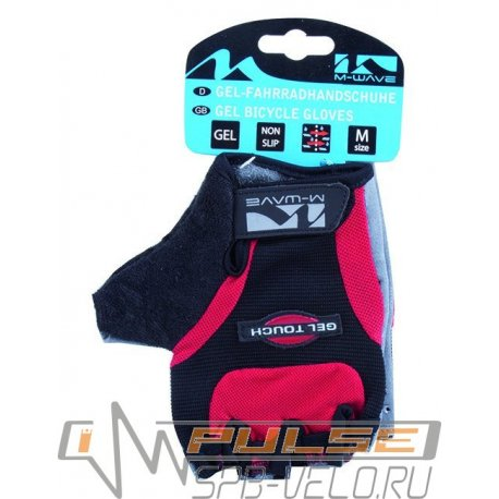 Перчатки M-WAVE 712817 Gel Touch(L)