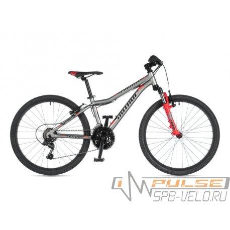 """Велосипед AUTHOR A-Matrix 24""""/12.5""""(20)серебро/красный"""