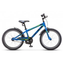"""Велосипед STELS Pilot-200 Gent 20""""/11""""(20)зеленый"""