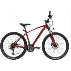 """Велосипед TECH TEAM LAVINA D 27.5""""/21""""(20)красный/черный"""
