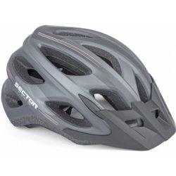 Шлем AUTHOR Sector 166(серый матовый)53-58cm(M)