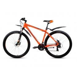 """Велосипед FORWARD APACHE 29XD 29""""/17""""(21)оранжевый/черный"""