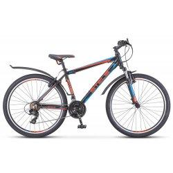 """Велосипед STELS Navigator-620V 26""""/19""""(20)черный/красный"""