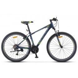 """Велосипед STELS Navigator-710V 27,5""""/19""""(20)темно-осиний"""