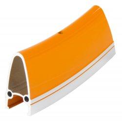 Обод M-WAVE 700C(622х15.5x40)CSW/32H/orange/(SINGLESPEED/FIX)