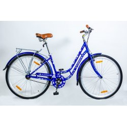"""Велосипед HORST Wonne 28""""/19""""(18)синий/белый"""