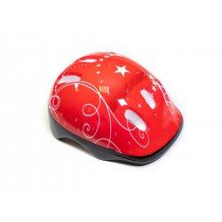 Шлем детский HT-D004 RED-S(52-54см)
