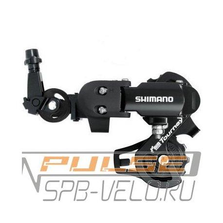 Переключатель R Shimano TOURNEY RD-FT35A(6-7sp)супер короткая лапка