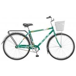 """Велосипед STELS Navigator-300 Gent 28""""/20""""(18)зеленый"""