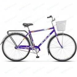 "Велосипед STELS Navigator-300 Gent 28""/20""(21)синий"
