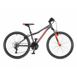 """Велосипед AUTHOR A-Matrix 24""""/12.5""""(21)серый/оранжевый"""