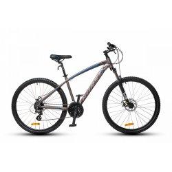 """Велосипед HORST Messer 27.5""""/19""""(21)серый/красный"""