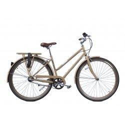 """Велосипед SHULZ ROADKILLER LADY 3S 28""""/S/450(21)кофейный"""