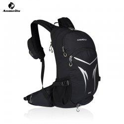 Рюкзак вело ANMEILU(черный/серый)15L