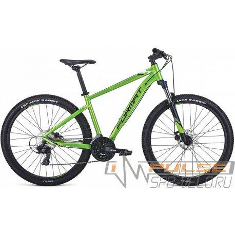 """Велосипед FORMAT 1415 27.5""""/M(21)зеленый"""