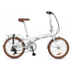 """Велосипед складной SHULZ EASY 20""""(21)белый"""