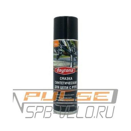 Синтетическая смазка цепи с тефлоном Daytona(аэрозоль/230гр)