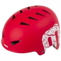 Шлем MIGHTY X-STYLE(M)54-58см(красный)