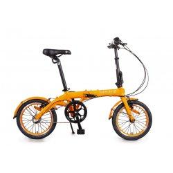 """Велосипед складной SHULZ Hopper 16""""(21)оранжевый"""