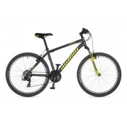 """Велосипед AUTHOR Outset 26""""/17""""(21)синий/голубой/желтый"""