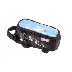 Сумка на раму M-WAVE ROTTERDAM TOP(для смартфона)XL(185x95x85)черная