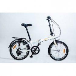 Велосипед HORST Optimus 20 (21)серый/белый