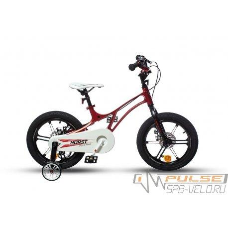 """Велосипед HORST Indigo 16"""" (20) красный"""