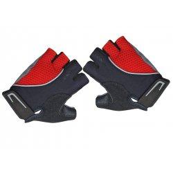 Перчатки AUTHOR TEAM 3(black/red)XL