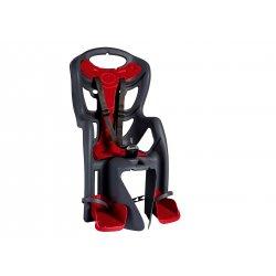 Кресло детское на багажник BELLELI Pepe (black)