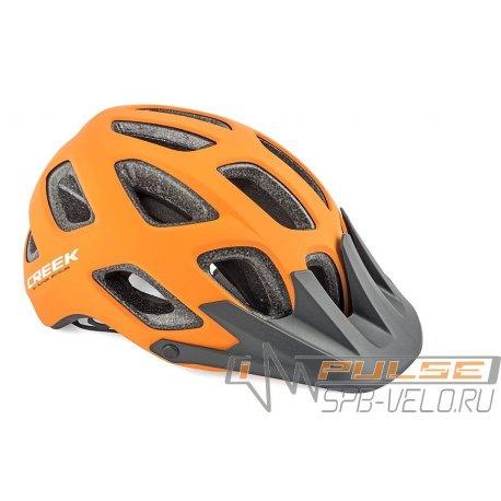 Шлем AUTHOR CREEK HST 161 (ORANGE) 57-60см