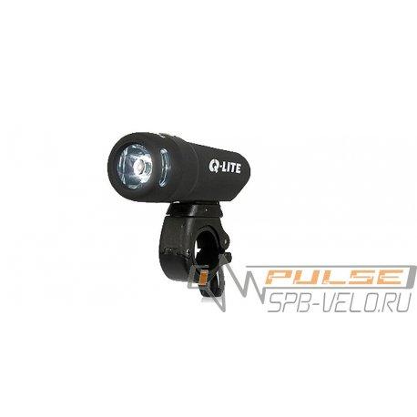 Фонарь Q-LITE  QL-230-2N(1 led 1W/3 functions)