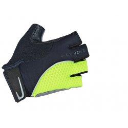 Перчатки AUTHOR TEAM X6 yellow/black(M)